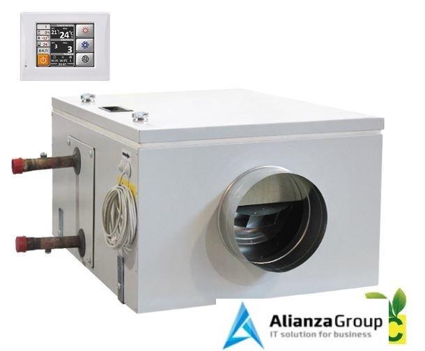 Приточная вентиляционная установка Благовест ФЬОРДИ ВПУ 800 EC W-GTC