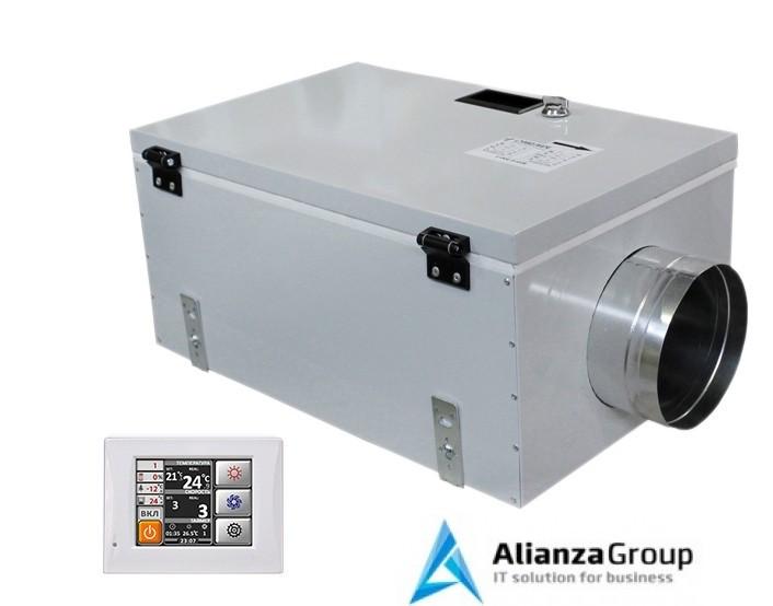 Приточная вентиляционная установка Благовест ФЬОРДИ ВПУ 800/9-380/3-GTC Silent