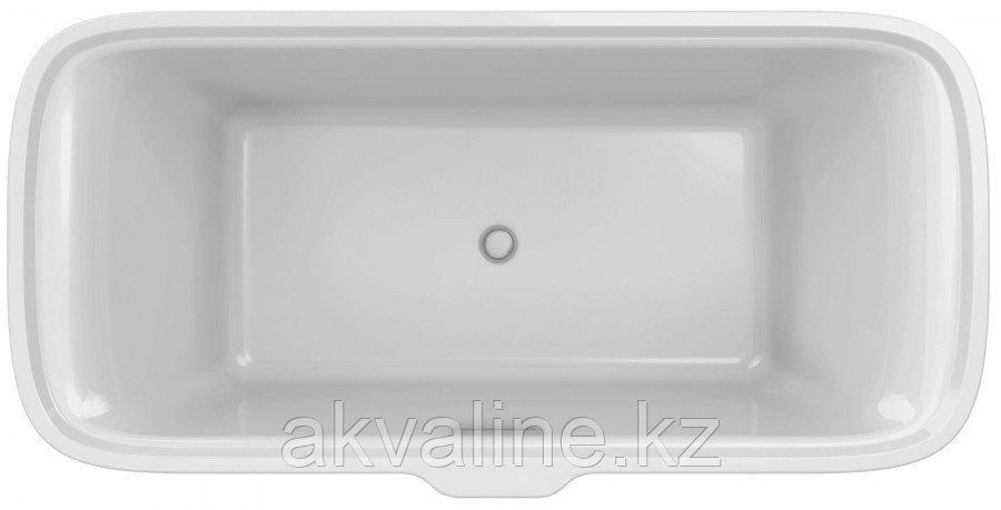Отдельно-стоящая ванна Elite, 180x85 см, белая
