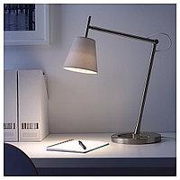 НИФОРС Лампа рабочая, никелированный белый, никелированный белый, фото 1