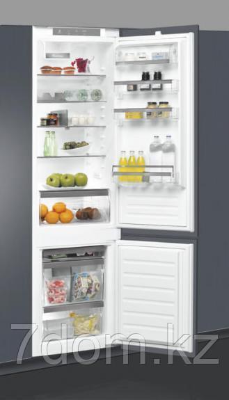 Встраиваемый холодильник Whirlpool SP 40 801