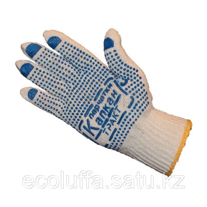 Перчатки Капкан с ПВХ 7класс
