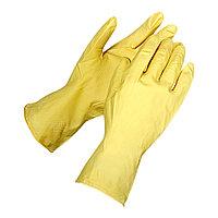 Перчатки для уборки гелиевые, размер S,M,L