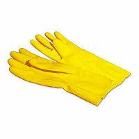 Перчатки для уборки резиновые, размер S,M,L