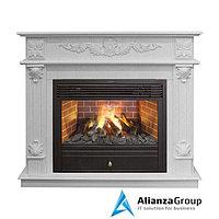 Электрокамин (очаг+портал) Real-Flame Philadelphia 26 WT с очагом 3D Novara
