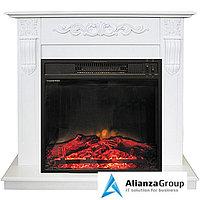 Электрокамин (очаг+портал) Real-Flame Dominica AST WT Aston