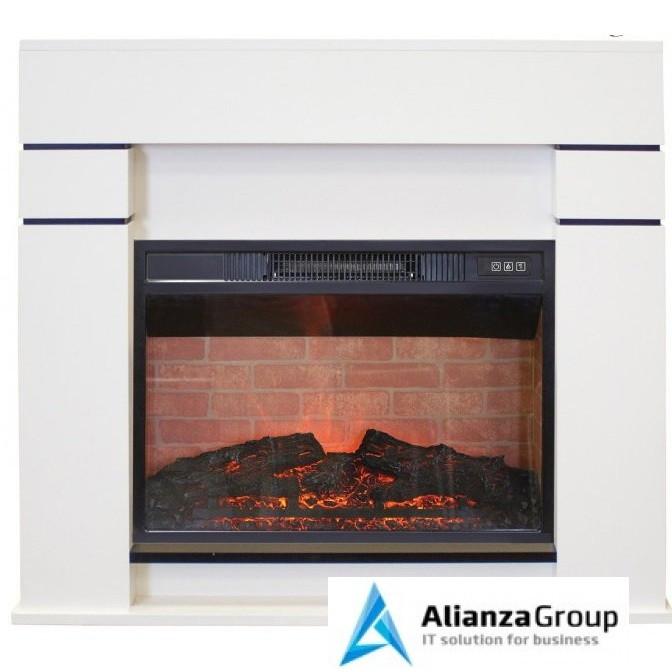 Электрокамин (очаг+портал) Real-Flame Alta 24 WT с очагом Irvine 24