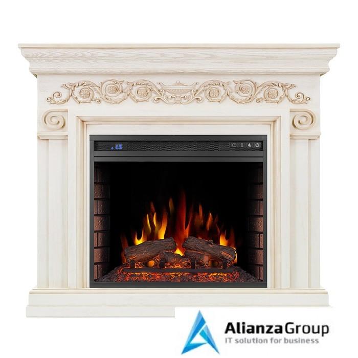 Электрокамин (очаг+портал) Royal Flame Athena с очагом Vision 23 EF LED FX (Белый)