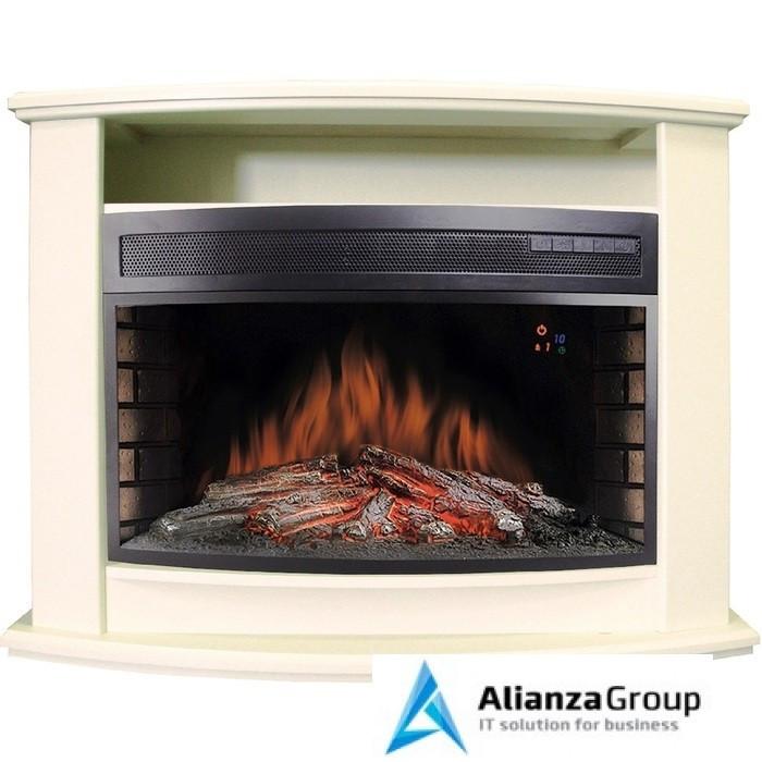 Электрокамин (очаг+портал) Royal Flame Vegas с очагом Dioramic 33W Led Fx (Фактурный белый)