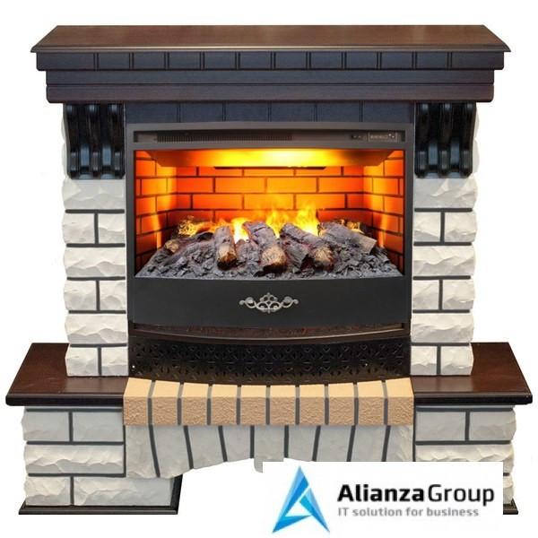 Электрокамин (очаг+портал) Real-Flame Country 25/25,5 AO 3D Firestar 25,5