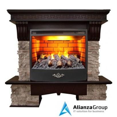 Электрокамин (очаг+портал) Real-Flame Rockland 25/25,5 AO 3D Firestar 25,5