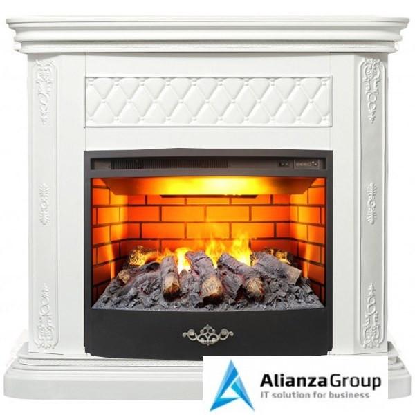 Электрокамин (очаг+портал) Real-Flame Bergamo 25,5 3D Firestar 25,5