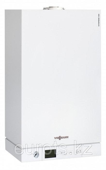 Малогабаритный газовый одноконтурный настенный котел VITOPEND 100-W, 12 кВт