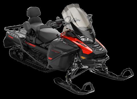 Снегоход Expedition SWT 900 ACE Черно-красный 2021