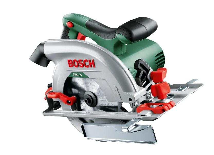 Ручные дисковые пилы Bosch PKS 55