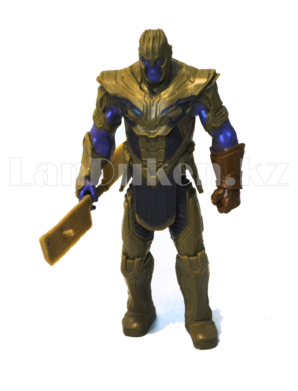 Набор детская маска и фигурка Танос 15.5 см серия Мстители - фото 2