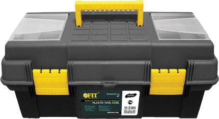 """Ящик для инструмента пластиковый 16"""" (41*21*18,5см) /65552/"""