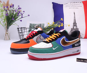 "Кроссовки Nike Air Force 1 ""Multicolor"" (36-45), фото 2"