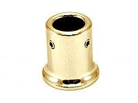 Соединитель труба-стена | FGD-79TP | Золото