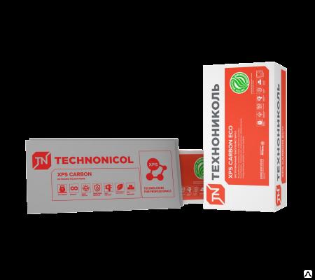 Пенополистирол XPS Технониколь Carbon Eco 1180х580х50-L