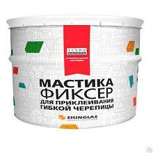 Мастика битумная «Фиксер» 12 кг