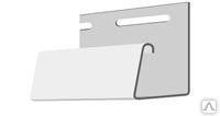 Фасадный J-профиль 30 мм Дымчатый