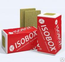 Теплоизоляция Изобокс Руф В 65 1200х600х(50-200) мм