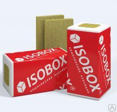 Теплоизоляция Изобокс Экстралайт 33% компрессия 1200х600х(50-200) мм