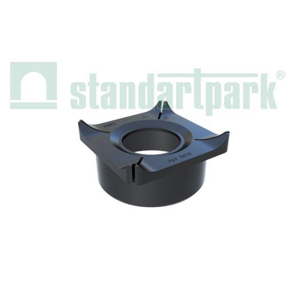 Патрубок S'Park2 для  подключения трубы (110мм) для лотка 08818
