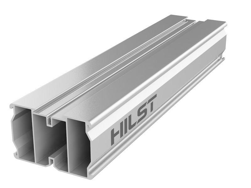 Лага алюминиевая Hilst Professional 60*40*4000 мм