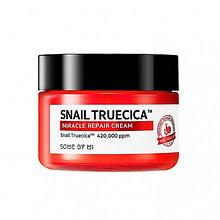 Восстанавливающий  улиточный крем  Some By Mi Snail Truecica Miracle Repair Cream