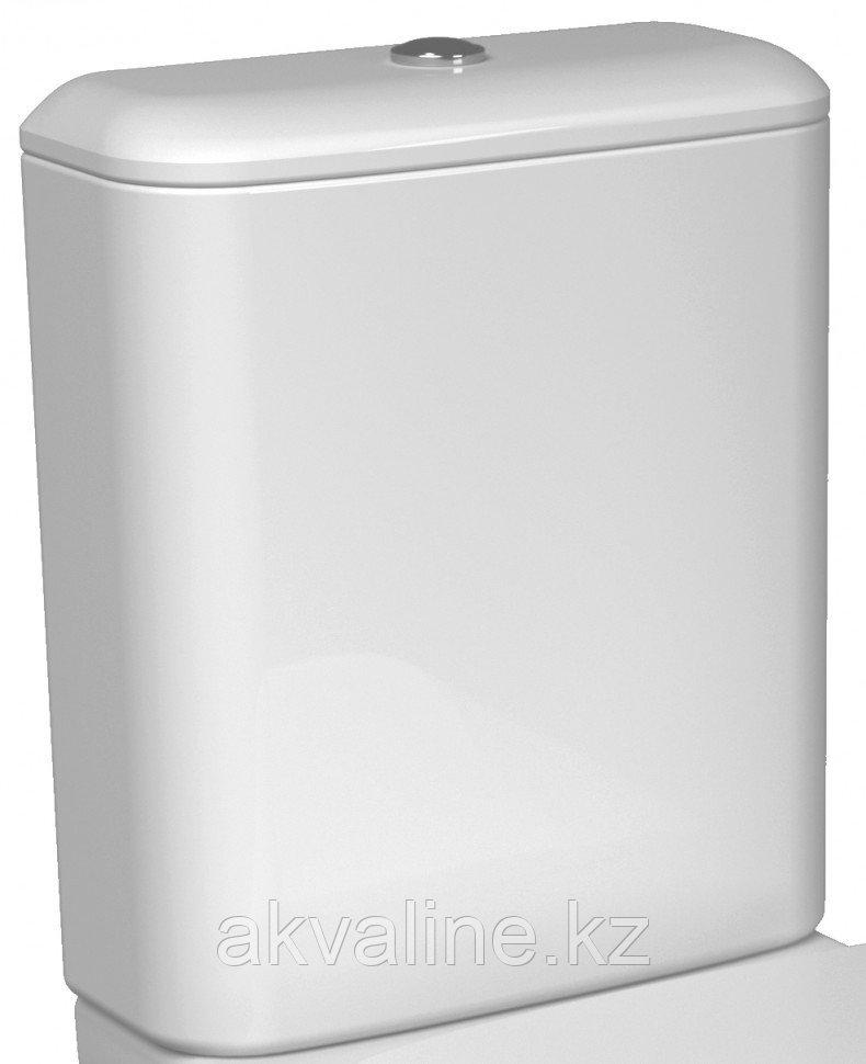 VOX Бачок сливной с нижней подводкой на 3/6л, белый