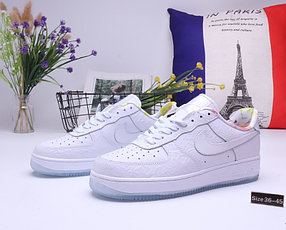 """Кроссовки Nike Air Force 1 """"All White"""" (36-45)"""