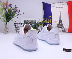 """Кроссовки Nike Air Force 1 """"All White"""" (36-45), фото 2"""