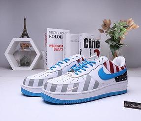 """Кроссовки Nike Air Force 1 """"USA"""" (36-45)"""
