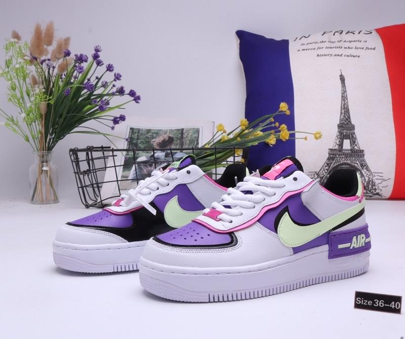 "Кроссовки Nike Air Force 1 ""Violet"" (36-40)"