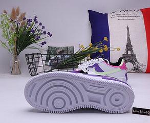 """Кроссовки Nike Air Force 1 """"Violet"""" (36-40), фото 2"""