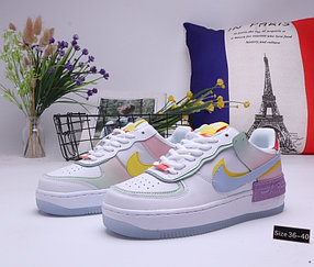"Кроссовки Nike Air Force 1 ""Pastel"" (36-40)"
