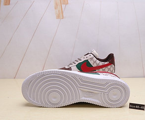 """Кроссовки Nike Air Force 1 """"Gucci"""" (40-45), фото 2"""
