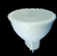 Светодиодная лампа ПРОГРЕСС STANDARD MR16 7Вт GU5.3 4000К