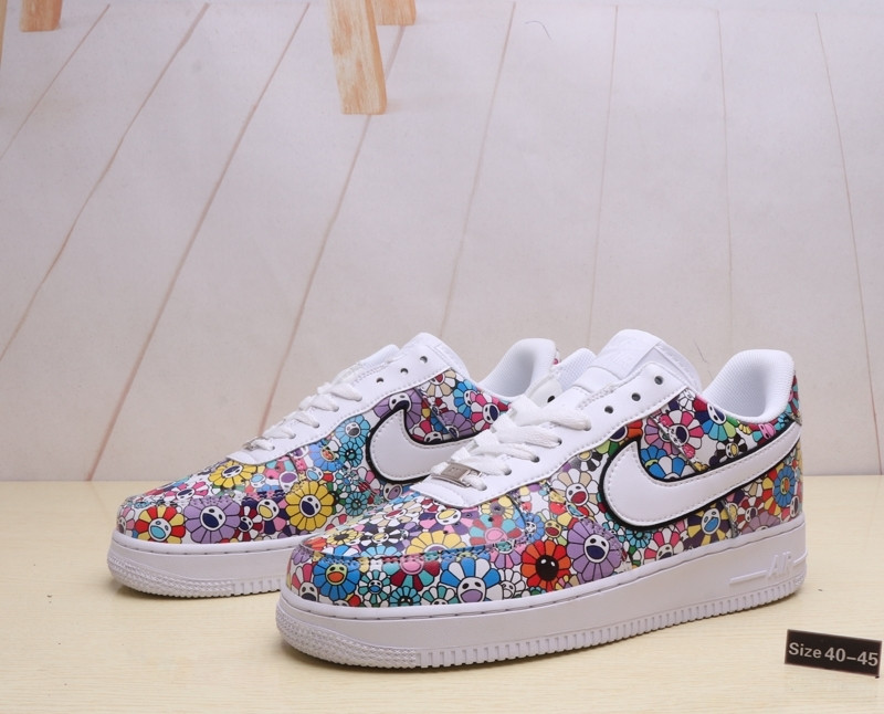 "Кроссовки Nike Air Force 1 ""Colorful"" (40-45)"