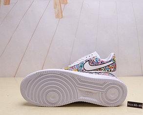 """Кроссовки Nike Air Force 1 """"Colorful"""" (40-45), фото 2"""
