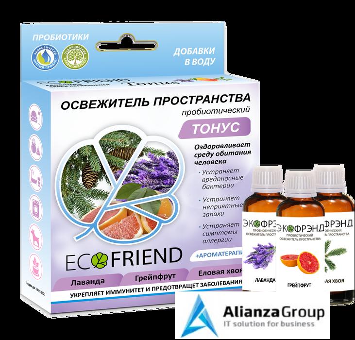 Пробиотический освежитель Ecofriend Тонус