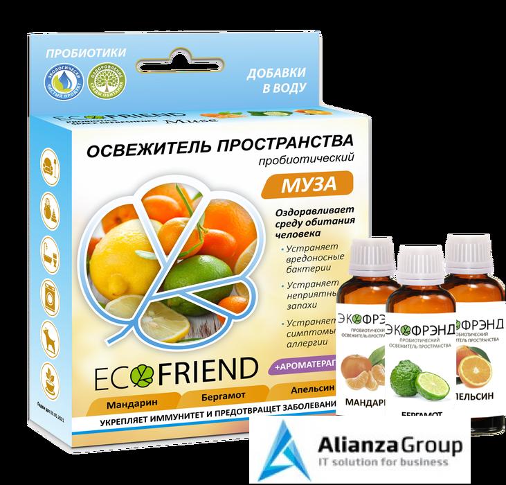 Пробиотический освежитель Ecofriend Муза