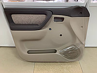 Обшивка двери передней левой (бежевый) Land Cruiser 100 (оригинал)