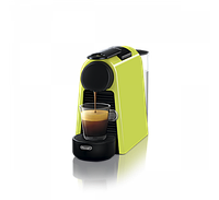 Капсульная кофемашина NESPRESSO  Essenza Mini Lime Green