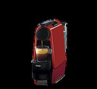 Капсульная кофемашина NESPRESSO Ruby red