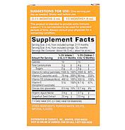 Zarbee's, Детская добавка с витаминами для укрепления иммунитета, с натуральным апельсиновым вкусом, 59 мл (2, фото 2
