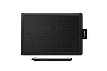Графический планшет Wacom One Small, Black (CTL-472)  (Графический планшет, Wacom, One Small (CTL-472),