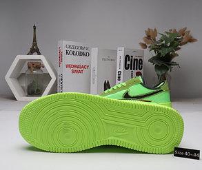 """Кроссовки Nike Air Force 1 """"Green"""" (40-44), фото 2"""